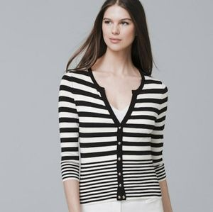 White House Black Market Sweater Sz L